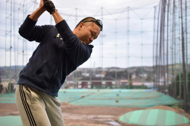 ゴルフスクールのレッスンのやり方