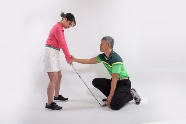 ゴルフスクールの種類やレッスンスタイル