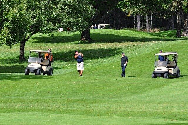 ゴルフを趣味にする人と出会える